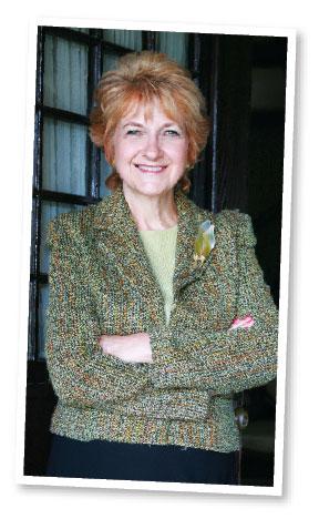 Nancy Barsotti - Interior Designer